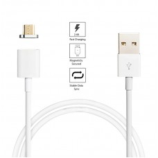 Magnetic Micro USB Plug Data Charg Adapter Cable for Android devices