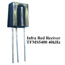Infra Red (IR) Receiver 40kHz TFMS540 (Pack of 4)