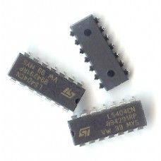 LS404CN Quad Op Amp DIP-14 ICs (Pack of 10)