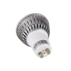 Led Light, GU10 Socket Warm White, 4W, LED Spotlights, Downlight. 240Volts,  50/60 HZ .