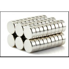 Rare Earth Neodymium Magnet N50 Disk Ring Shape (5 magnets pack)
