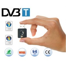 PC/Laptop USB Digital HD TV Tuner/Receiver. HD & SD TV, EPG  & recording. [BO]