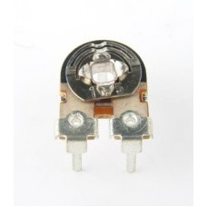 500 Ohm Potentiometer, PCB Mount Adj. Resistor (Pack of 10)