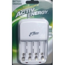Battery Charger suitable for charging AA and AAA batteries