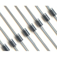 1N4002 Rectifier Diodes (1N4002T). 50 Diodes Pack.