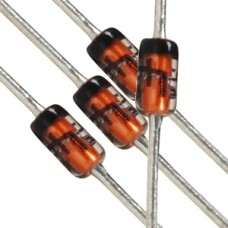 1N4148 silicon small signal diode. (50 diodes pack)