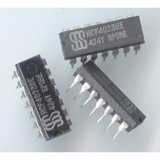 CD4023 3-Input NAND gates IC. 14pin DIP. (pack of 5).