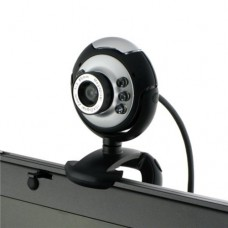 PC / Laptop Camera (Webcam). With Microphone. USB connect, Plug & Play.