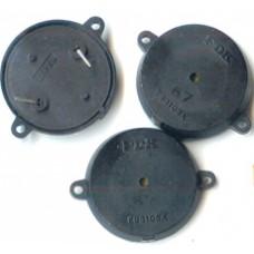 PIEZO ELECTRONIC TONE BUZZER ALARM 2.4-15Volt. Pack of 3.
