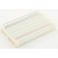 Solderless Prototype Breadboard 400 contacts, inter-lockable.