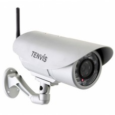 TENViS Wireless Outdoor Waterproof Security IP WIFI Camera