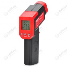 "Digital 1.4"" LCD High Accuracy Dual-Laser IR Temperature Tester"