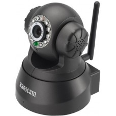 Wireless Security IP Network Camera, Night Vision, WIFI, 2 way Sound