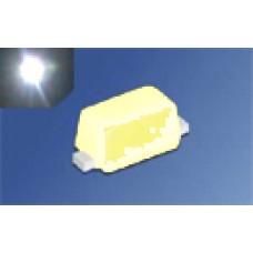 White LEDs SMD/SMT Hyper Bright. (Pack of 50 leds)