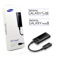 Samsung MHL HDTV HDMI adapter for Galaxy SIII (S3) & Galaxy Note II Smartphones