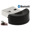 Mini USB Wireless Bluetooth Adapter Dongle. Up to 100m range. Win XP,Vista And Win7 compatible.