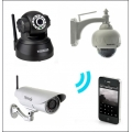 IP Cameras indoor & Outdoor